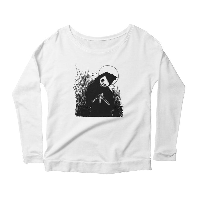 hopeless Women's Scoop Neck Longsleeve T-Shirt by matthewkocanda's Artist Shop