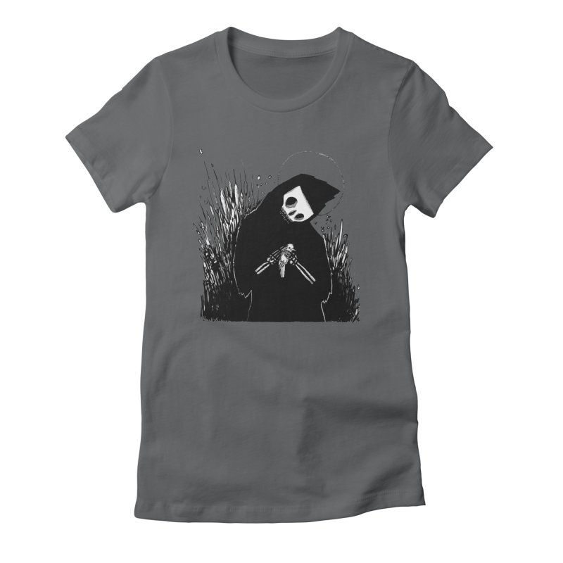 hopeless Women's Fitted T-Shirt by matthewkocanda's Artist Shop