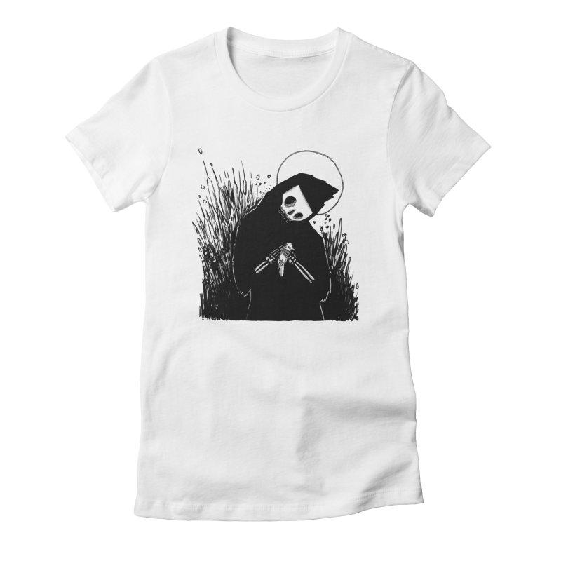 hopeless Women's Fitted T-Shirt by matthewkocanda's Artist Shop