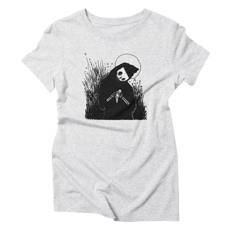 hopeless Women's Triblend T-shirt by matthewkocanda's Artist Shop