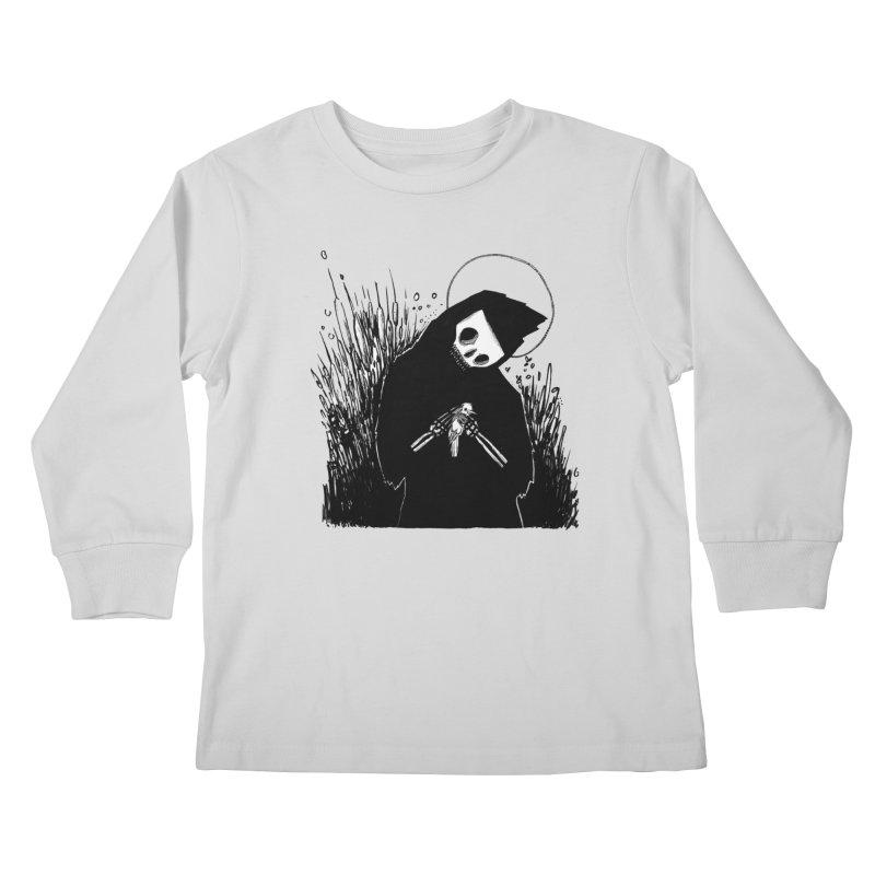 hopeless Kids Longsleeve T-Shirt by matthewkocanda's Artist Shop