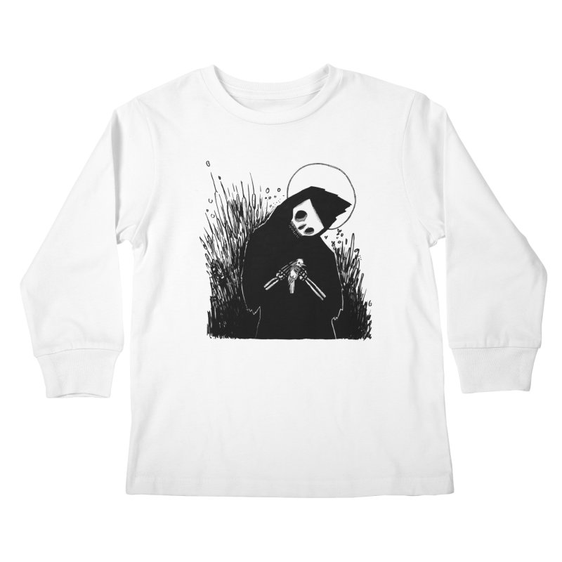 hopeless Kids Longsleeve T-Shirt by matthewkocanda's Artist Shop