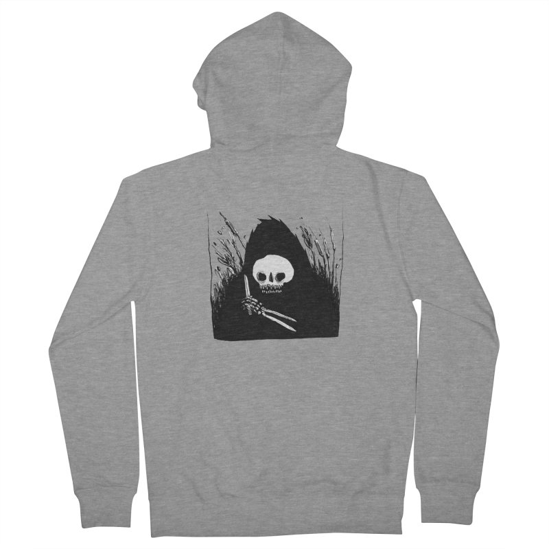 waiting for you Men's Zip-Up Hoody by matthewkocanda's Artist Shop