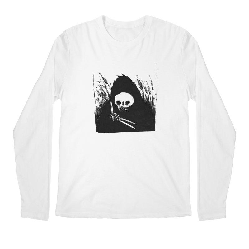 waiting for you Men's Longsleeve T-Shirt by matthewkocanda's Artist Shop