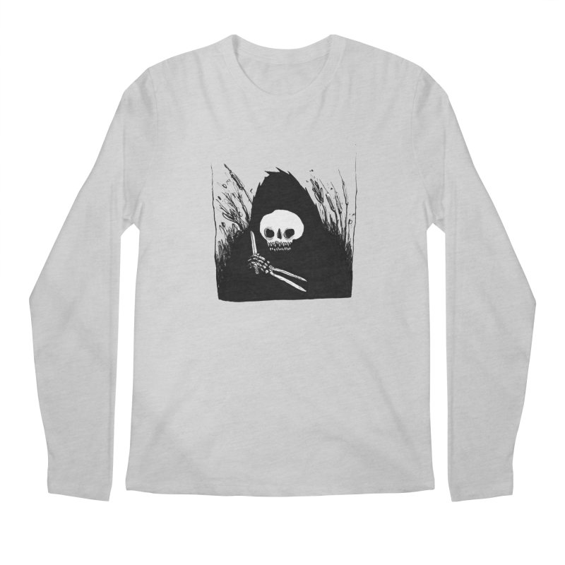 waiting for you Men's Longsleeve T-Shirt by matthewkocanda's Artist Shop