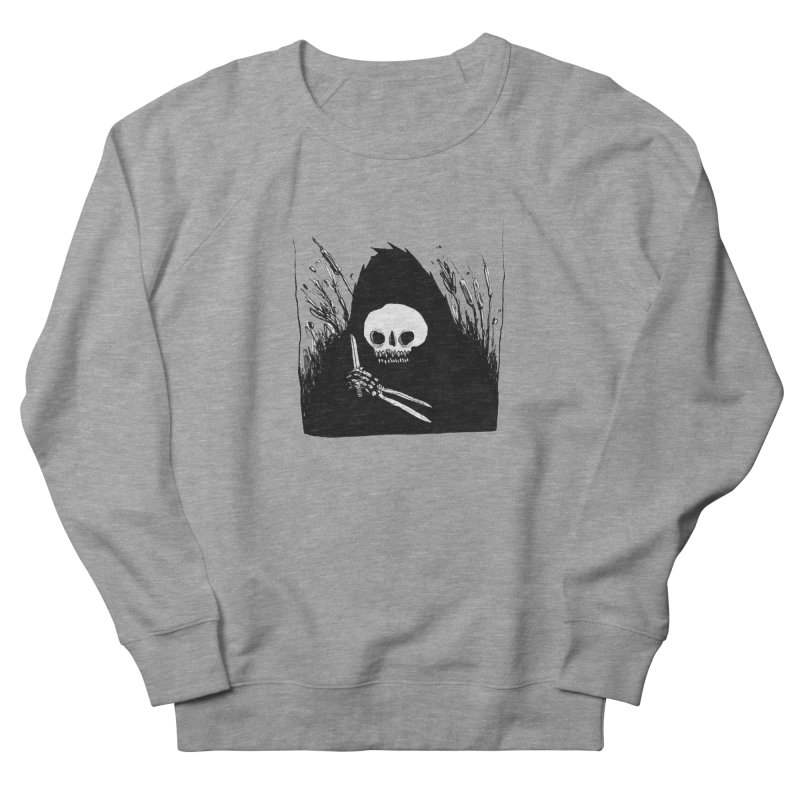 waiting for you Men's French Terry Sweatshirt by matthewkocanda's Artist Shop