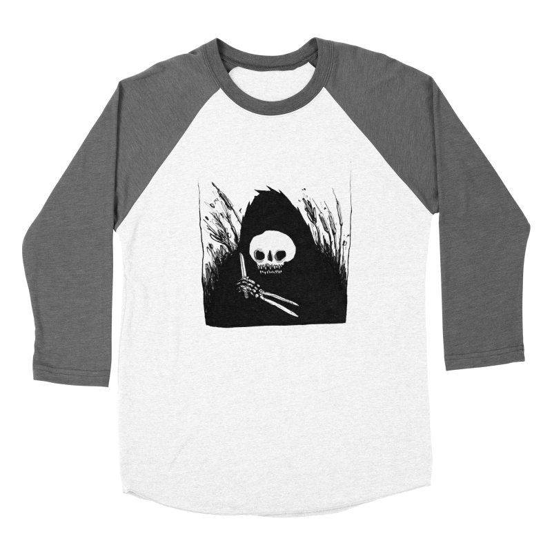 waiting for you Men's Baseball Triblend T-Shirt by matthewkocanda's Artist Shop