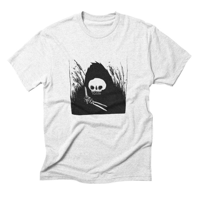 waiting for you Men's Triblend T-shirt by matthewkocanda's Artist Shop