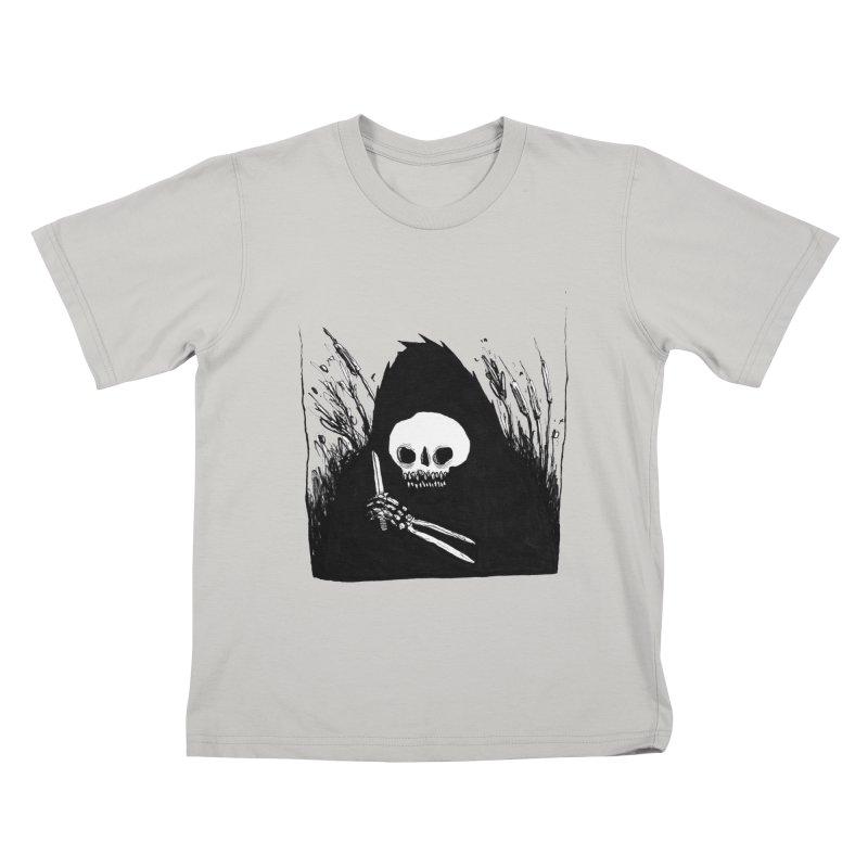 waiting for you Kids T-Shirt by matthewkocanda's Artist Shop
