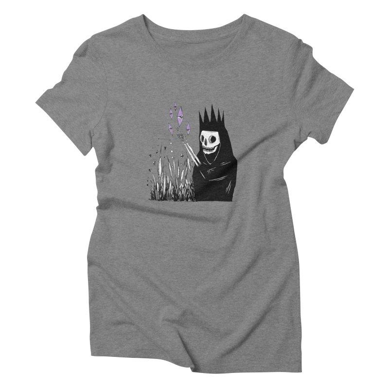new year, same bullshit Women's Triblend T-Shirt by matthewkocanda's Artist Shop
