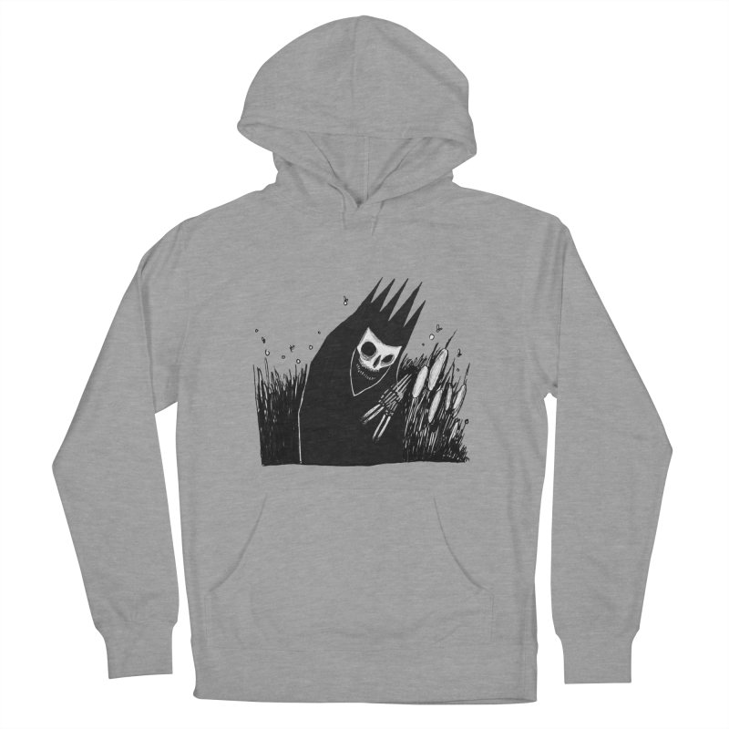 satisfy Women's French Terry Pullover Hoody by matthewkocanda's Artist Shop
