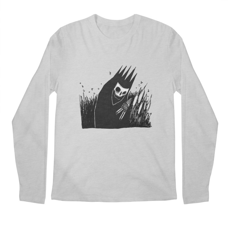 satisfy Men's Longsleeve T-Shirt by matthewkocanda's Artist Shop