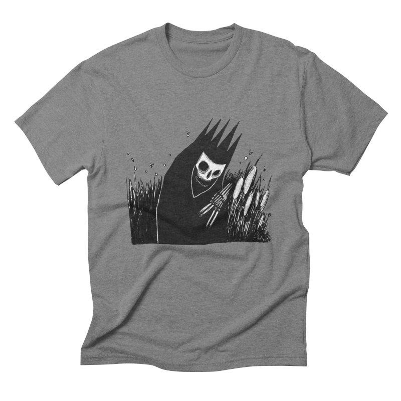 satisfy Men's Triblend T-shirt by matthewkocanda's Artist Shop