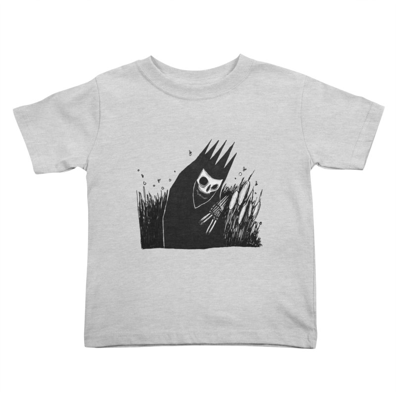 satisfy Kids Toddler T-Shirt by matthewkocanda's Artist Shop