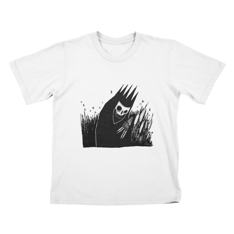 satisfy Kids T-Shirt by matthewkocanda's Artist Shop