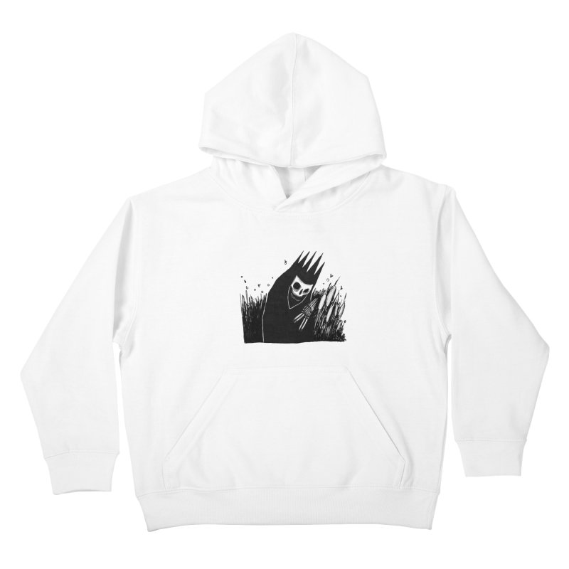 satisfy Kids Pullover Hoody by matthewkocanda's Artist Shop