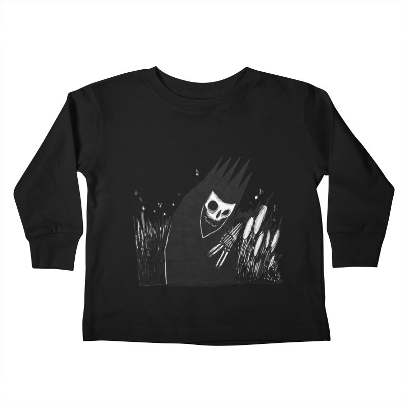 satisfy Kids Toddler Longsleeve T-Shirt by matthewkocanda's Artist Shop