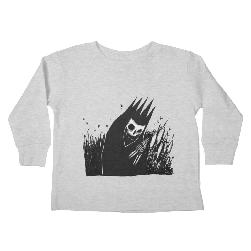 satisfy Kids Toddler Longsleeve T-Shirt by matthewkocanda's Artist Shop