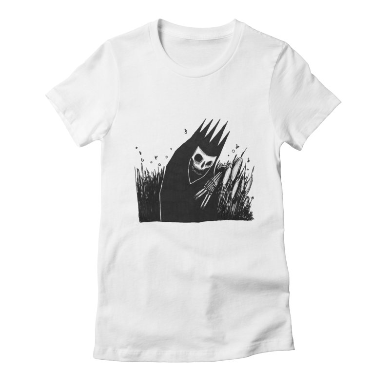 satisfy Women's Fitted T-Shirt by matthewkocanda's Artist Shop