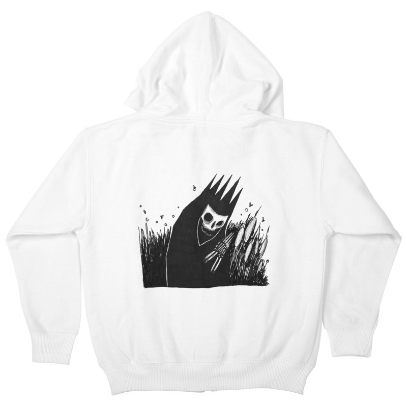 satisfy Kids Zip-Up Hoody by matthewkocanda's Artist Shop