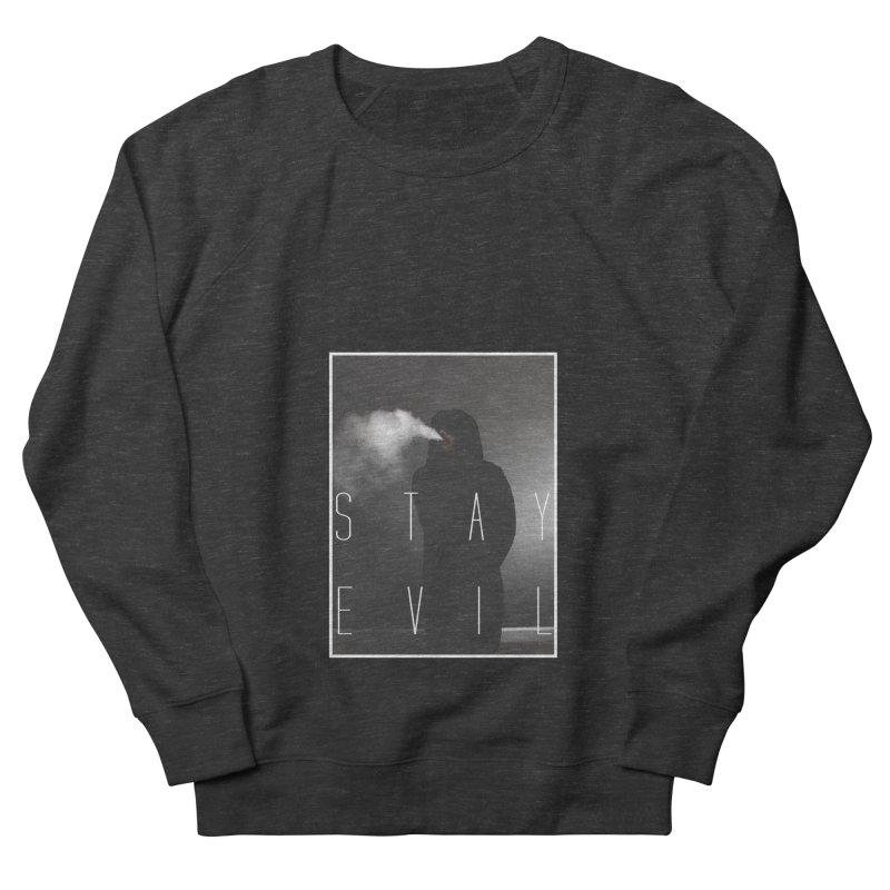 stay evil Women's Sweatshirt by matthewkocanda's Artist Shop