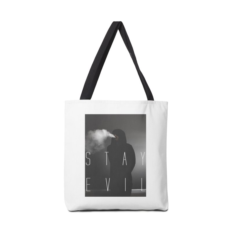 stay evil Accessories Bag by matthewkocanda's Artist Shop