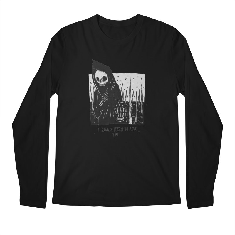 let me love you Men's Longsleeve T-Shirt by matthewkocanda's Artist Shop