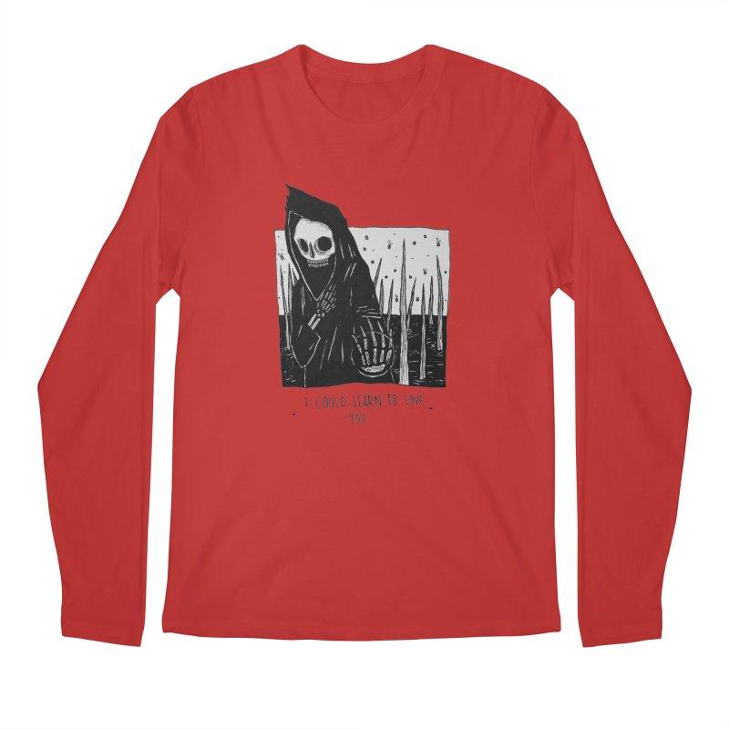 let me love you Men's Regular Longsleeve T-Shirt by matthewkocanda's Artist Shop