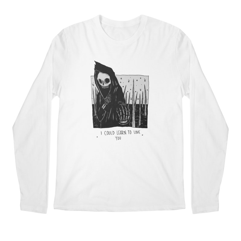 let me love you Men's Longsleeve T-Shirt by matthewkocanda's Artist Shop