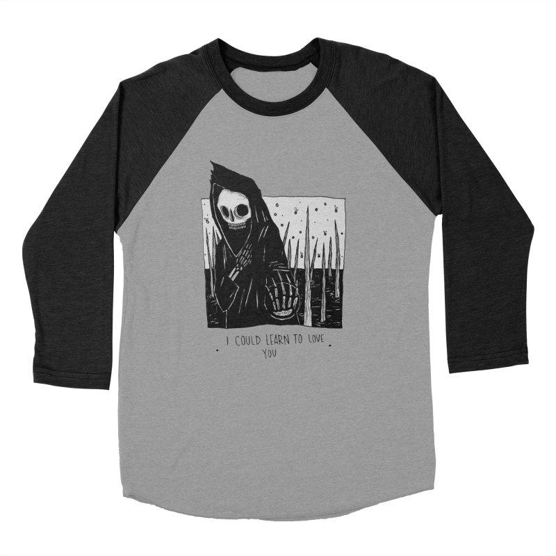 let me love you Men's Baseball Triblend T-Shirt by matthewkocanda's Artist Shop