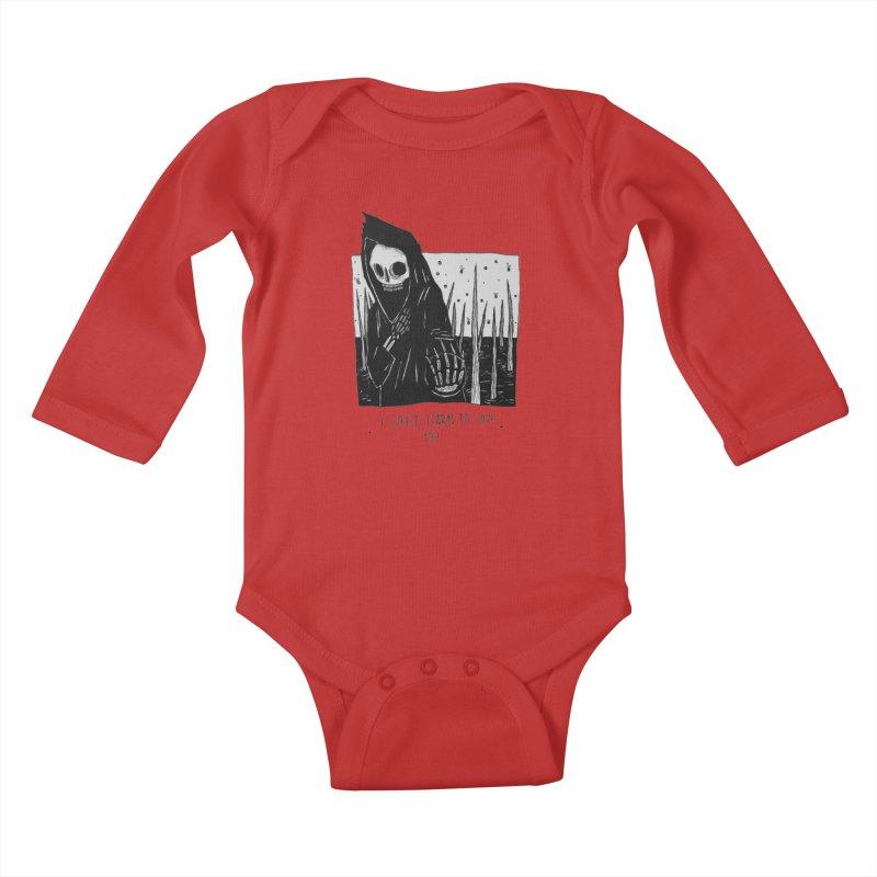 let me love you Kids Baby Longsleeve Bodysuit by matthewkocanda's Artist Shop