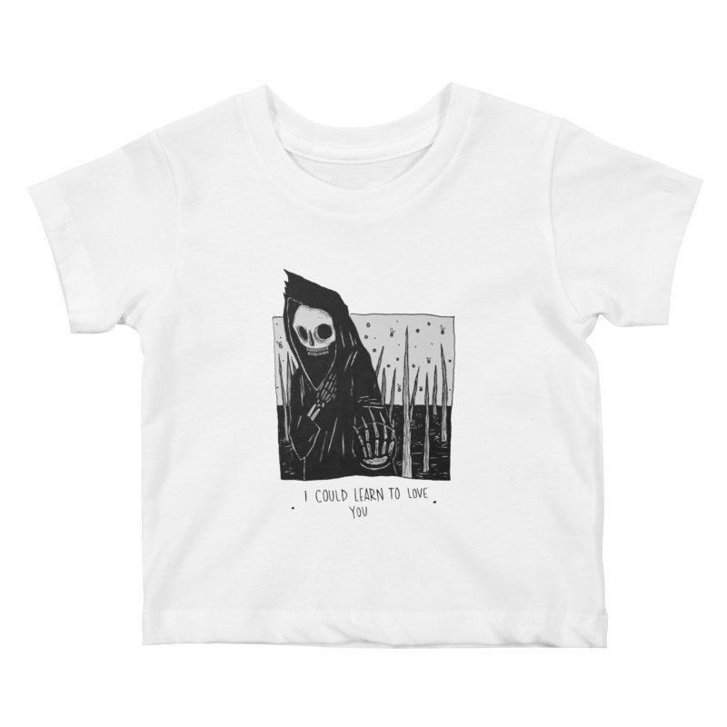 let me love you Kids Baby T-Shirt by matthewkocanda's Artist Shop