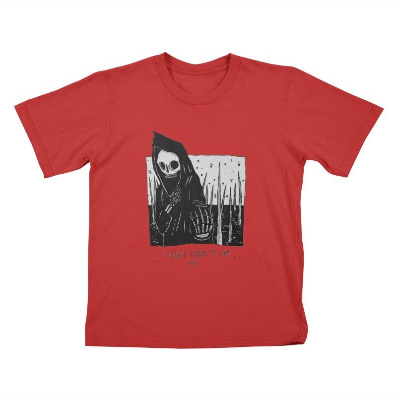 let me love you Kids T-Shirt by matthewkocanda's Artist Shop