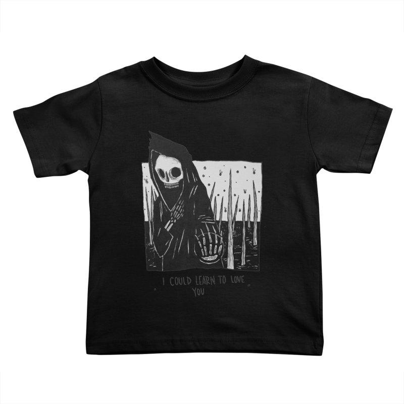 let me love you Kids Toddler T-Shirt by matthewkocanda's Artist Shop