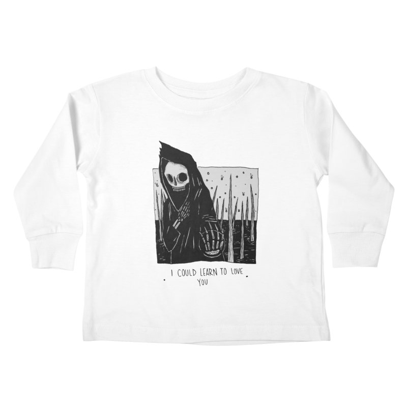 let me love you Kids Toddler Longsleeve T-Shirt by matthewkocanda's Artist Shop