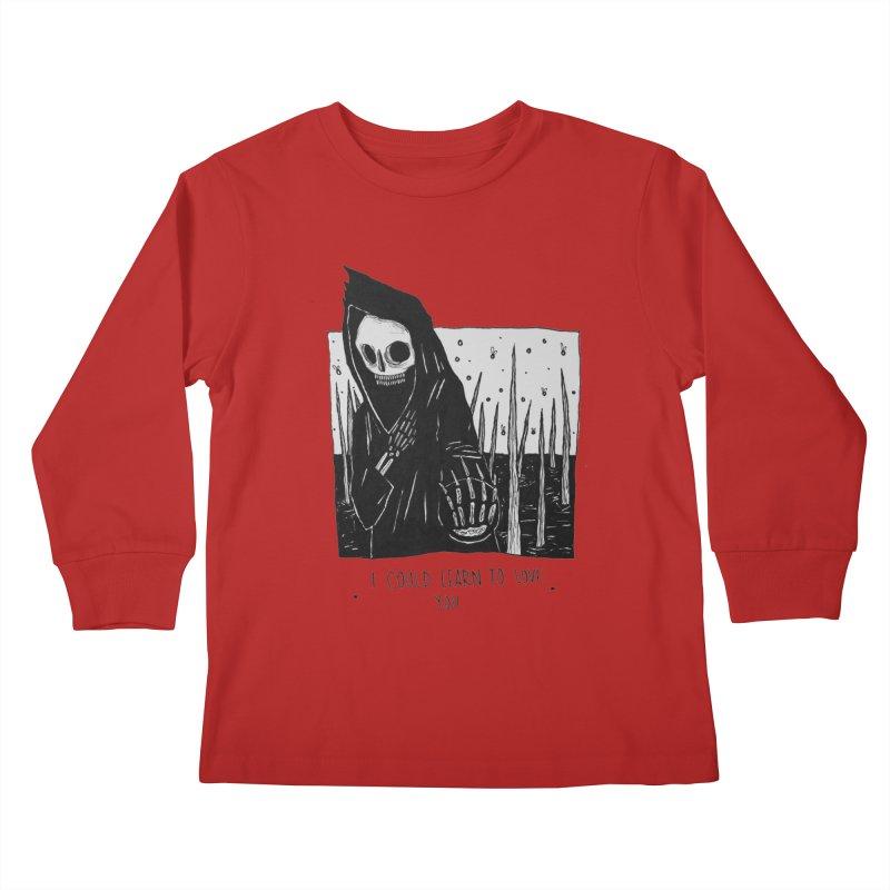 let me love you Kids Longsleeve T-Shirt by matthewkocanda's Artist Shop