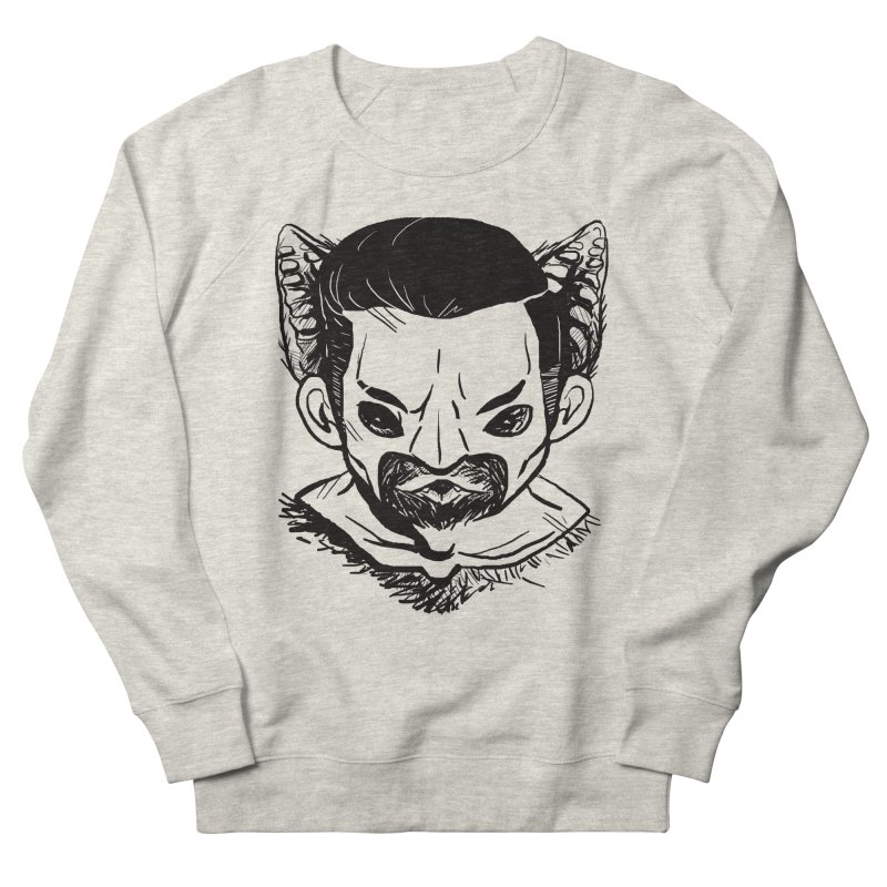 MAANBAAT Men's Sweatshirt by Matthew, Mark, Luke, & John's Artist Shop