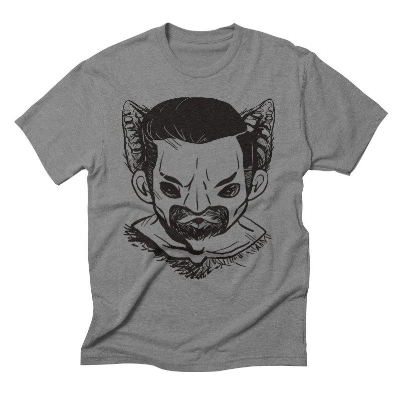 MAANBAAT Men's Triblend T-shirt by Matthew, Mark, Luke, & John's Artist Shop