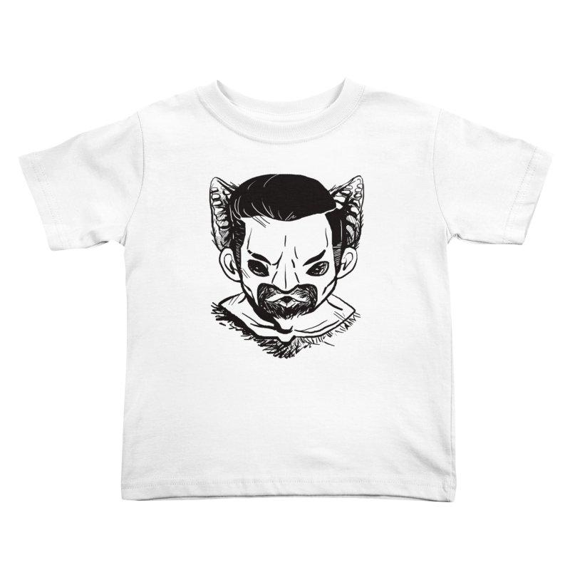 MAANBAAT Kids Toddler T-Shirt by Matthew, Mark, Luke, & John's Artist Shop