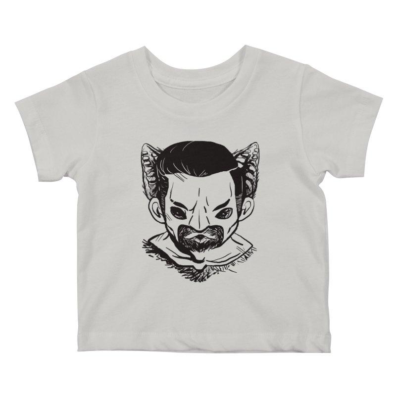 MAANBAAT Kids Baby T-Shirt by Matthew, Mark, Luke, & John's Artist Shop
