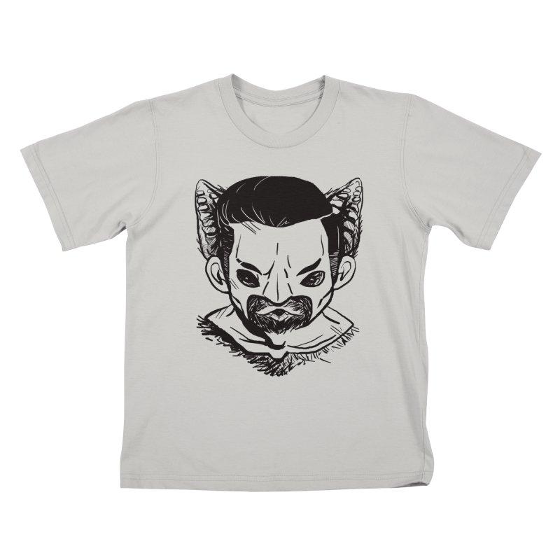 MAANBAAT Kids T-shirt by Matthew, Mark, Luke, & John's Artist Shop