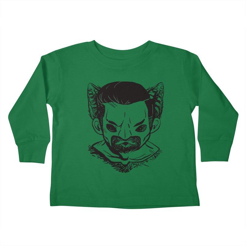 MAANBAAT Kids Toddler Longsleeve T-Shirt by Matthew, Mark, Luke, & John's Artist Shop