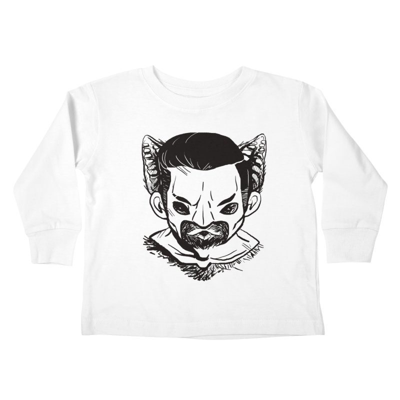 MAANBAAT Kids Toddler Longsleeve T-Shirt by Matthew, Mark, Luke, & John's Artist Shop