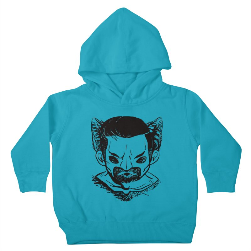 MAANBAAT Kids Toddler Pullover Hoody by Matthew, Mark, Luke, & John's Artist Shop