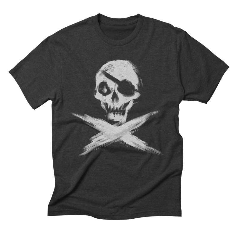 JLLY RGR Men's Triblend T-Shirt by Matthew, Mark, Luke, & John's Artist Shop