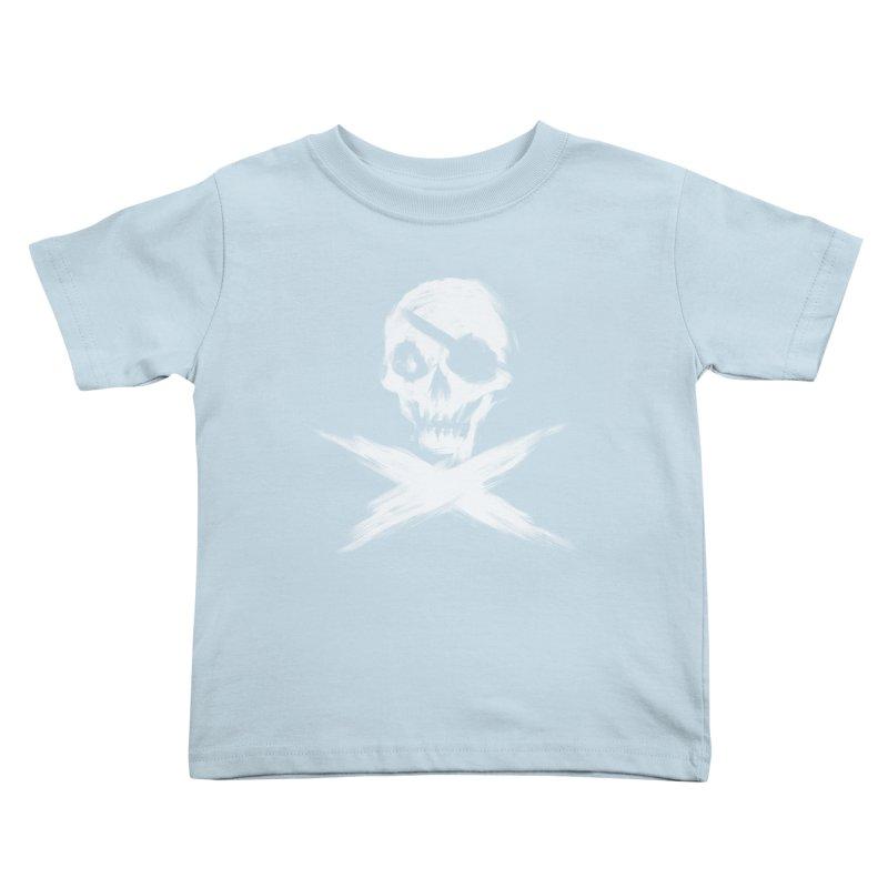 JLLY RGR Kids Toddler T-Shirt by Matthew, Mark, Luke, & John's Artist Shop