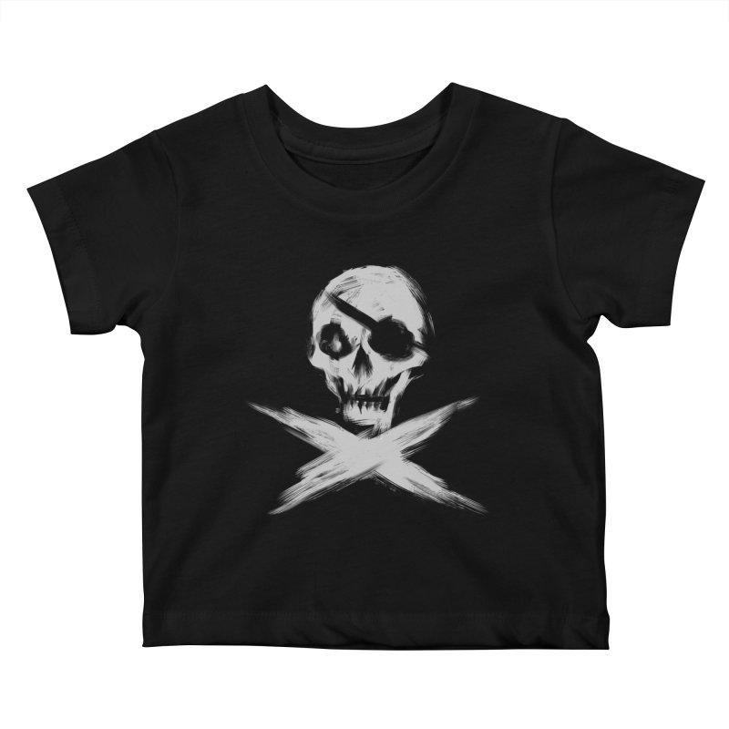 JLLY RGR Kids Baby T-Shirt by Matthew, Mark, Luke, & John's Artist Shop