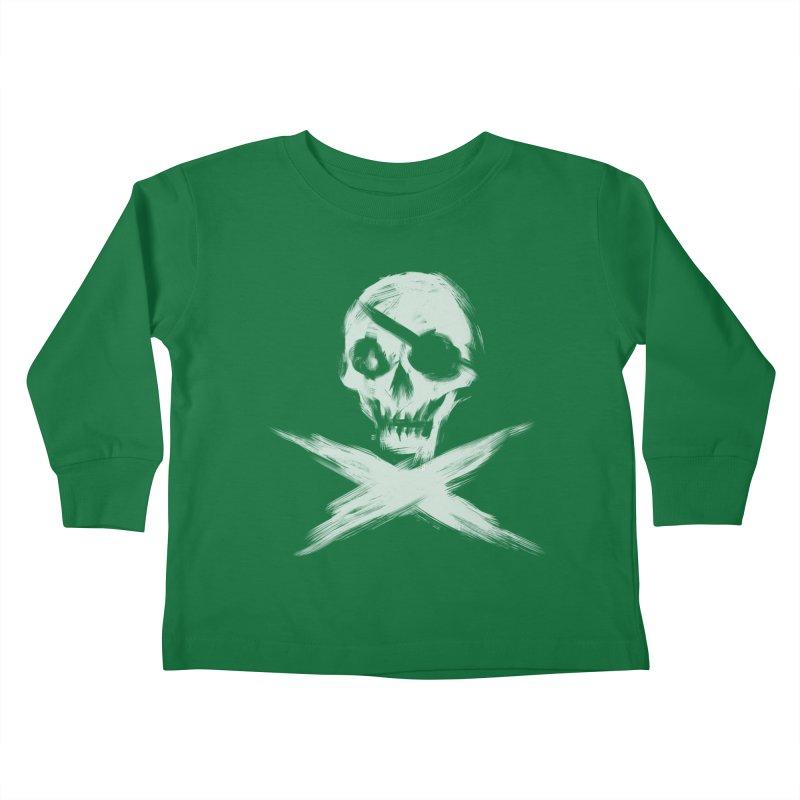 JLLY RGR Kids Toddler Longsleeve T-Shirt by Matthew, Mark, Luke, & John's Artist Shop