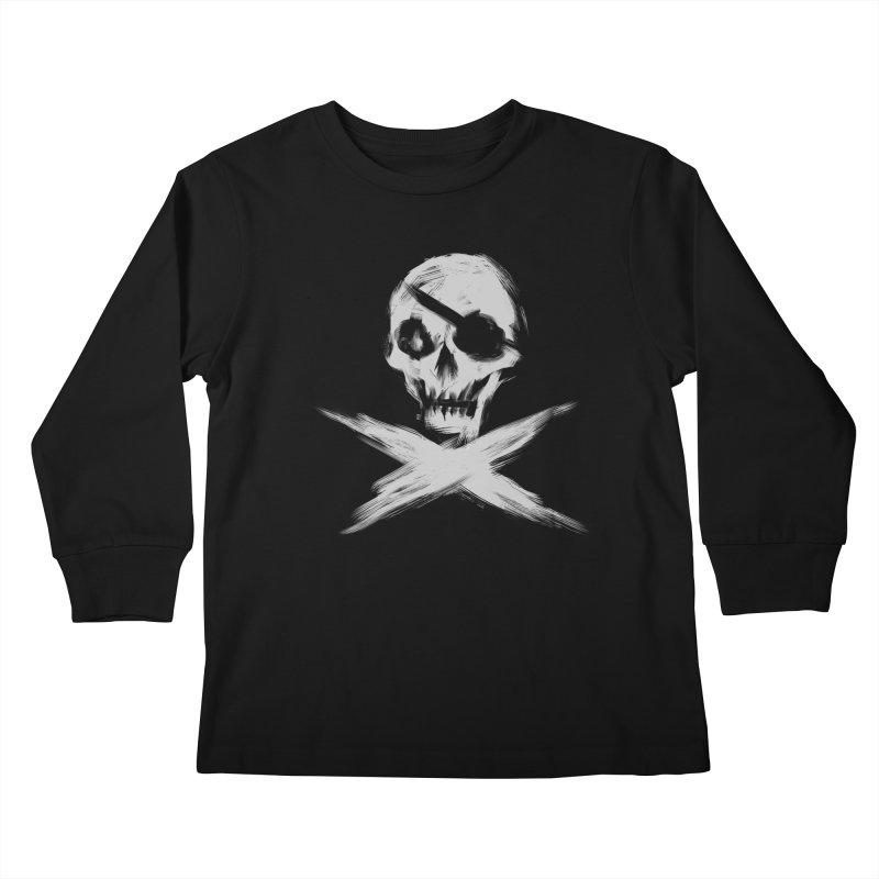 JLLY RGR Kids Longsleeve T-Shirt by Matthew, Mark, Luke, & John's Artist Shop