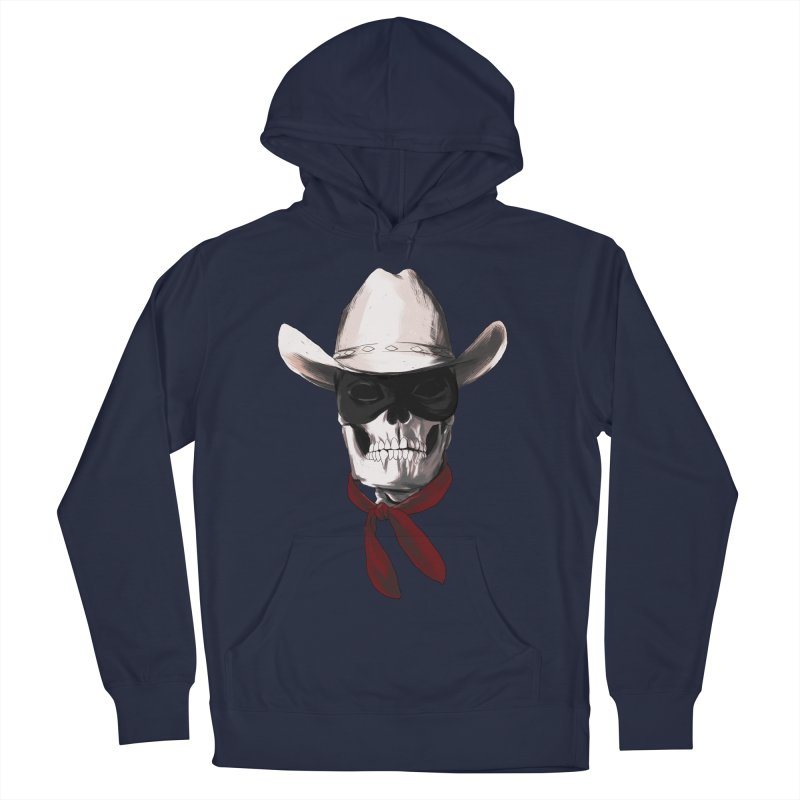 The Bone Ranger Women's Pullover Hoody by Matthew, Mark, Luke, & John's Artist Shop